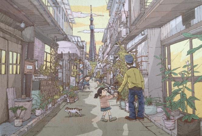 Postcard Monday - Tokyo