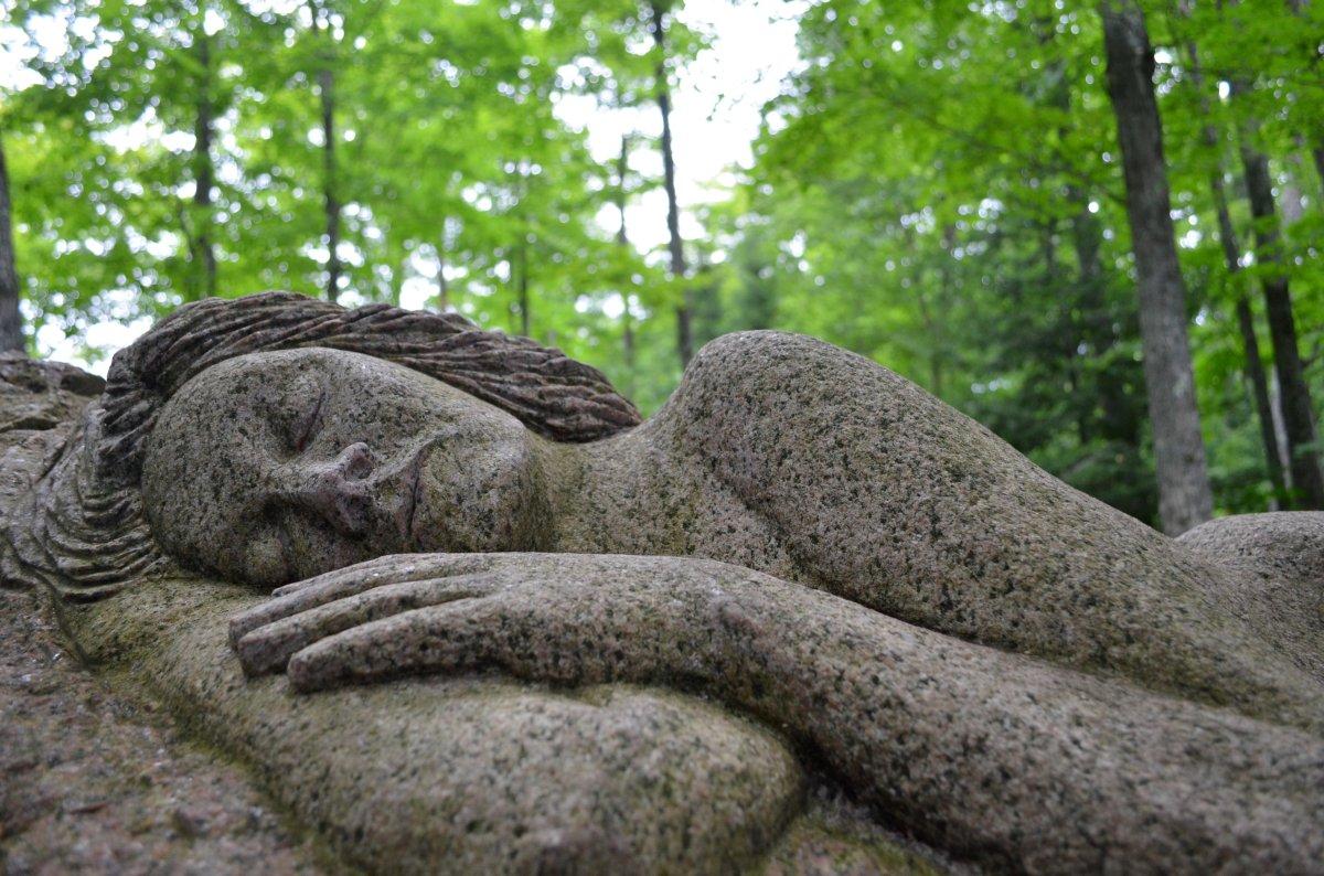The Haliburton Sculpture Forest