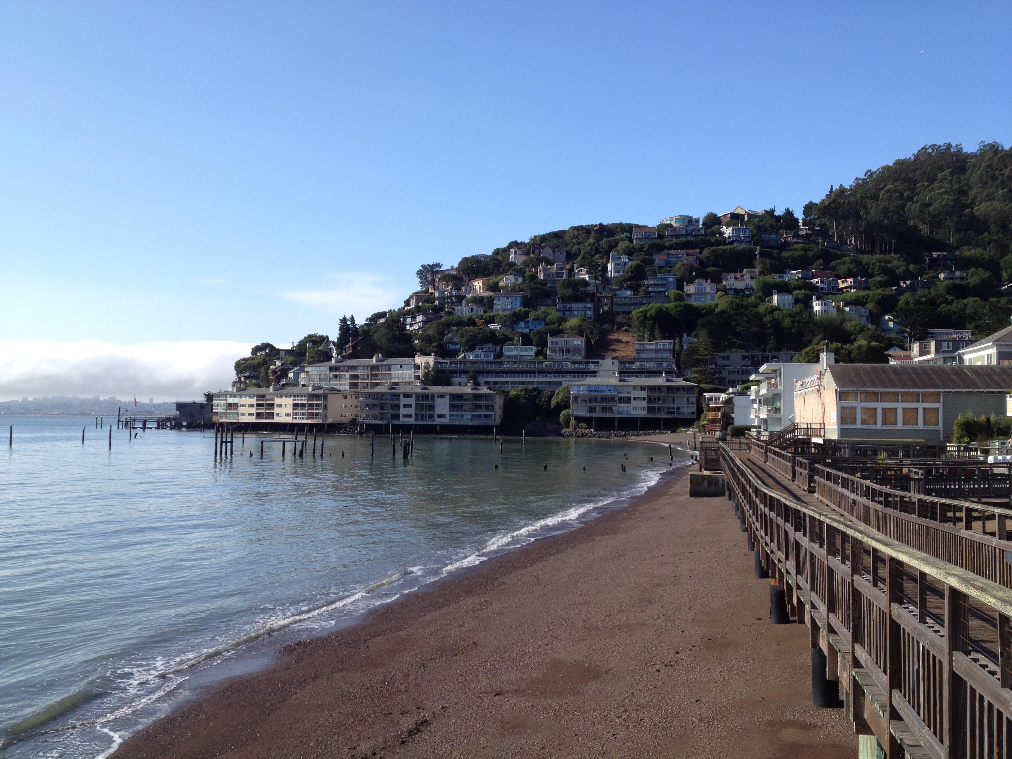 Good Morning Alcatraz Running Across The Golden Gate Bridge The Traveling Urbanite