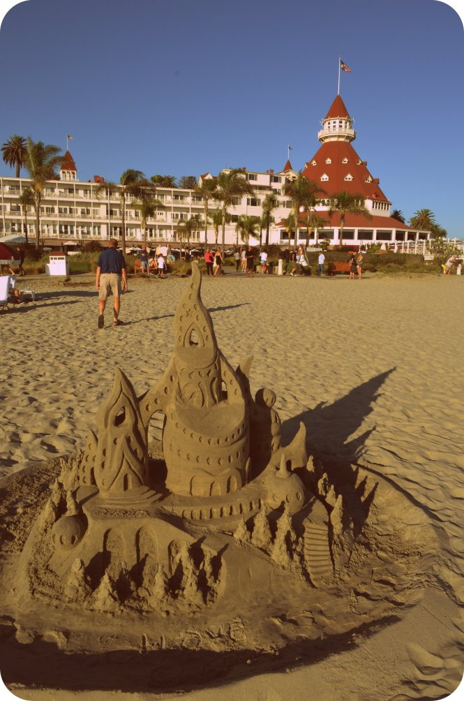 San Diego - Coronado Beach