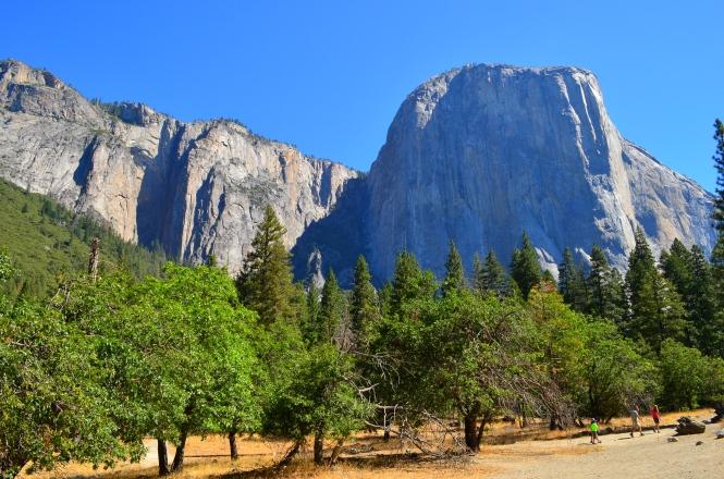 Yosemite - El Capitan - TheTravelingUrbanite.com