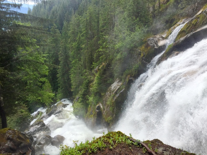 Crooked Falls